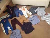 12 - 18 months baby clothes