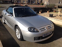 MG TF Soft Top 1.6 Ltr 2003 only 65,000 Miles..........Sensible offers considered