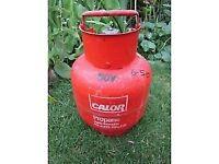 CALOR GAS 3.9kg PROPANE gas bottle cylinder - EMPTY. - CLACTON CO15 6AJ