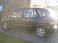 for sale renault scenic 2ltr petrol .