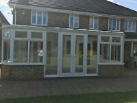 Large UPVC Conservatory - Good Condition 6.94m x 3.97m