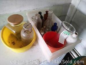 Antique Bottles A