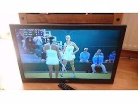 "LG 32"" LT 360C TV Built in Freeview"