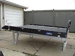 New Titan sled deck