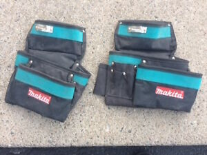 MAKITA tool belt pouches