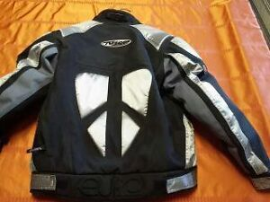 NITRO FULL ARMOUR JACKET SIZE EXTRA SMALL