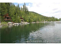 Sicamous - Waterfront Lot on Shuswap Lake - .13 Acre! MLS®