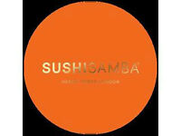 SUSHISAMBA LONDON - Accounting Admin REQUIRED