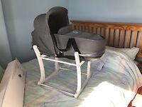 Carrycot for Bugaboo Bee range with all accessories