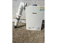 1 worcester and 1 Vaillant boiler heat only