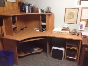 Computer Work Station For Sale