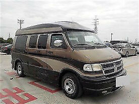FRESH IMPORT LATE 2005 DOGE RAM DAY VAN AUTOMATIC CHEVROLET EXPRESS ASTRO GMC