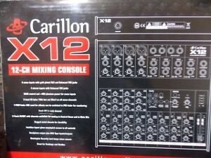 CARILLON X12 MIXER Picton Wollondilly Area Preview