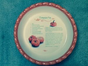 Festive Pie Plate