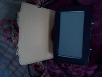 GPS - TomTom XL with Charger and leather case