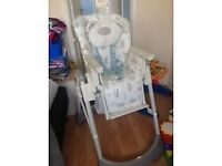 I Love My Bear Highchair (Babies R Us)