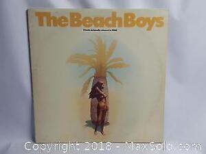 The Beach Boys Friends Double LP