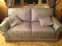 2 SEATER AND 3 SEATER SETTEES