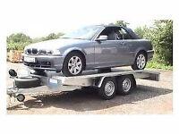 Car or Van Transport Haulage Recovery Breakdown Mobi jack