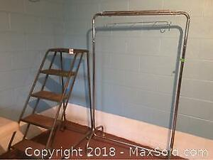 Portable Stairs/ladder