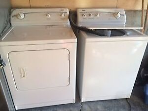 Mint Condition Kenmore Washer and Dryer