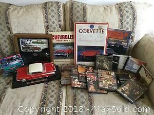 1957 Chevrolet Collectables CDS and More A