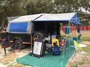 2015 Ivan Dakar Camper Trailer Kulin Kulin Area Preview