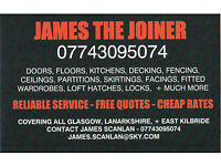RELIABLE JOINER *** CHEAP RATES *** FREE QUOTES