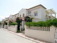 Beach house to let in Costa Blanca
