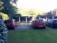 Private allocated parking space for rent