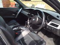 2007 BMW 530d M- Sport.