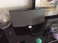 Black Bose SoundDock Digital Music System - pickup only