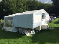 Classic Dandy Discovery 4/5 berth trailer tent.