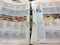 Large folder of hundreds of diet recipes - Slimming World, WeightWatchers etc