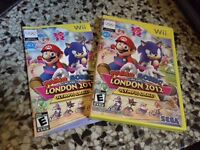 Mario & Sonic London Olympic Games (Wii)
