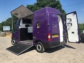 3.5T Horsebox EXTRA high roof 7ft 5""