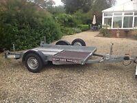 Brian James Bantam Smart car trailer