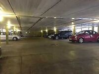 Secure Underground Car Park in Norther Quarter