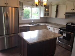 5 bedroom short term rental - brand new kitchen and flooring