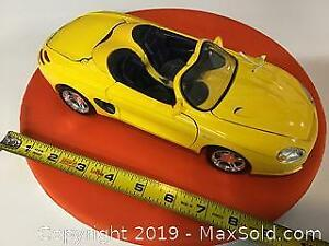 Diecast Mustang Mach III 1 to 18 scale