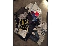 Boys Baby Clothes 3-6 Months