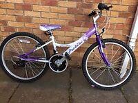 Girls (junior) Mountain Bike