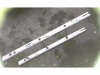Lyco Surveyors Collapsible 3-piece 9 foot ladder