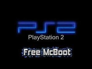 NEW! Sony PS2 FreeMCBoot Memory Card!