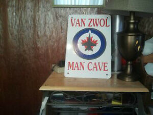 Man Cave Parking signs treaspaing sports Kitchener / Waterloo Kitchener Area image 8