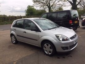 2006 Ford Fiesta VERY LOW MILEAGE EXCELLENT CONDITION