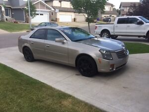 2003 Cadillac CTS QUICK SALE!!!!