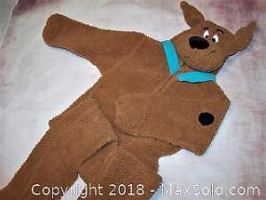 Scooby Doo Youth Large Costume - B