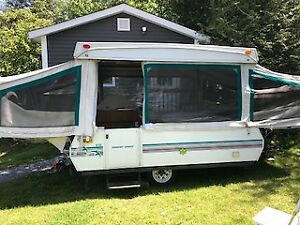 1997 Master Couch Travel Trailer