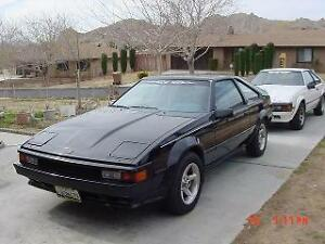 Awesome 1985 Toyota Supra in Excellent Condition